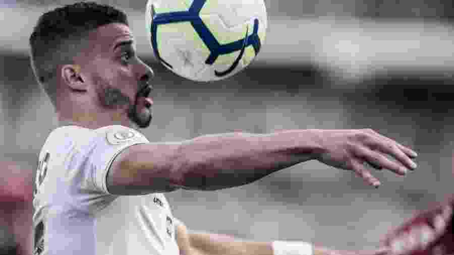 Lucas Venuto, do Santos - Ivan Storti/Santos FC