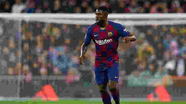 Umtiti - Quality Sport Images/Getty Images - Quality Sport Images/Getty Images