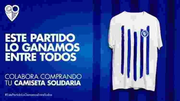 Camiseta Málaga - Divulgação - Divulgação