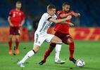 Alemanha sofre, só empata com a Suíça e segue sem vencer na Liga das Nações - Christian Charisius/picture alliance via Getty Images