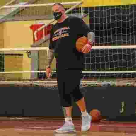 Rinaldo Rodrigues, técnico da LSB - Marina Gouvêa/LSB