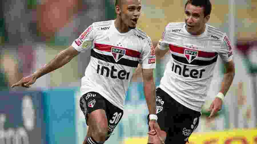 Brenner, do São Paulo, está entre os mais escalados - Jorge Rodrigues/AGIF