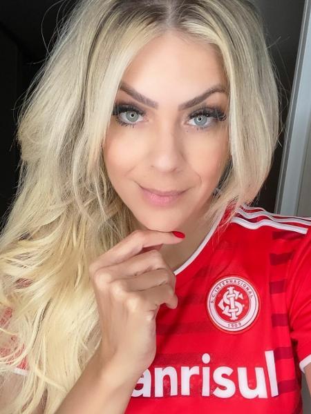 Renata Fan critica Inter após derrota para o Fortaleza pelo Brasileirão - Reprodução/Instagram