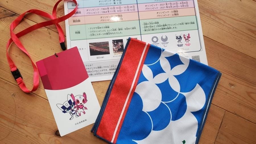 Estudantes de Tóquio ganharam ingressos pras Olimpíadas, mas eles nunca serão usados - Arquivo pessoal