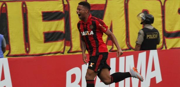 André marcou 13 gols pelo Sport no Campeonato Brasileiro de 2015