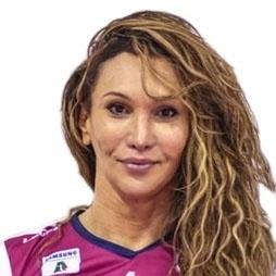 Tiffany Alves, transexual brasileira jogadora de vôlei
