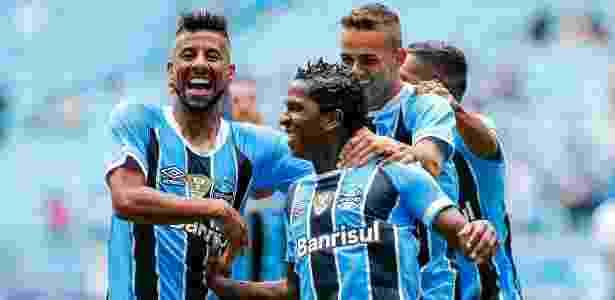 Grêmio usará time titular na semifinal para tentar recuperar título após seis anos - Lucas Uebel/Grêmio