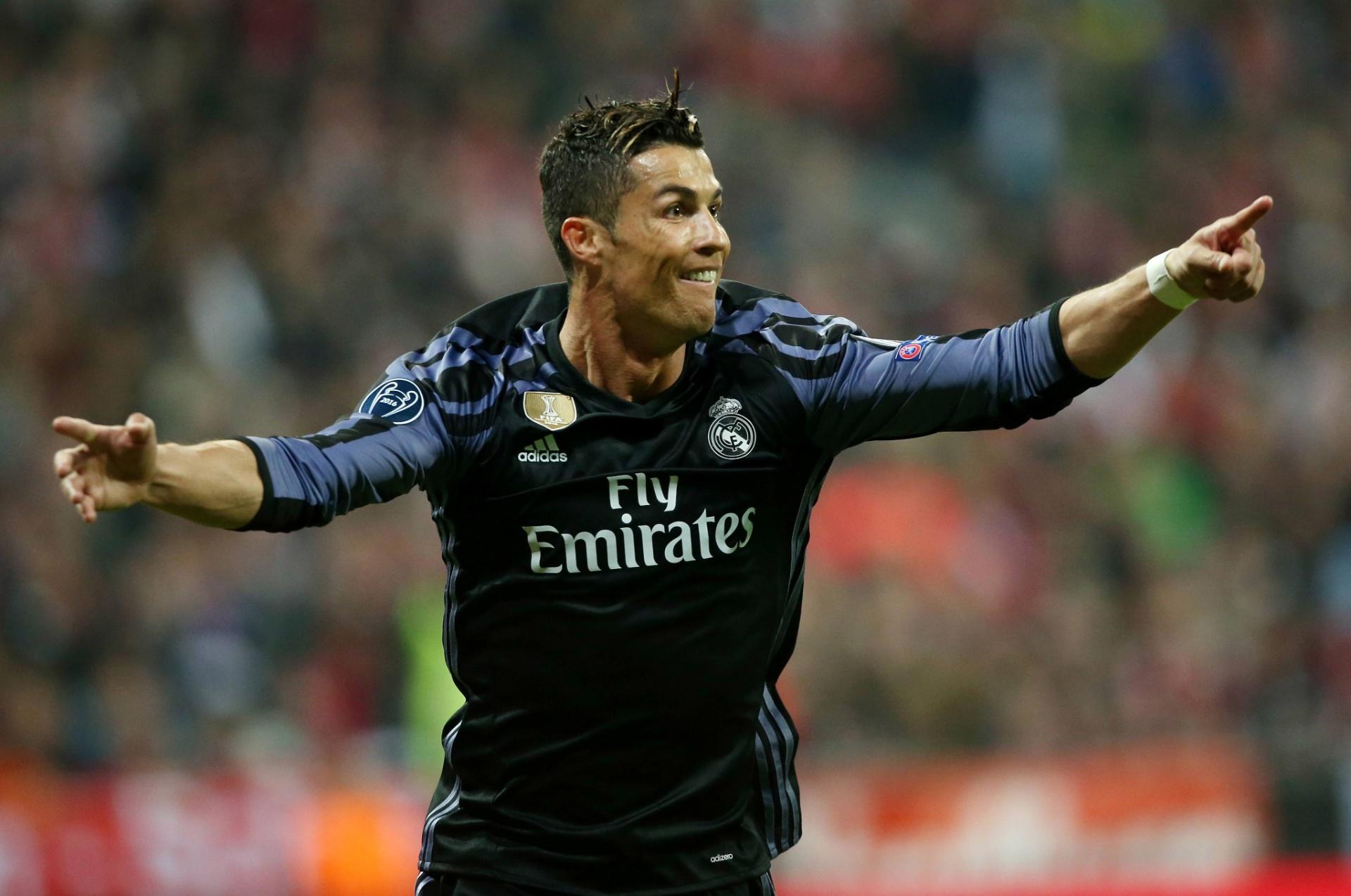 92b18b42c2 Cristiano Ronaldo é poupado e fica fora de jogo do Real Madrid - 14 04 2017  - UOL Esporte