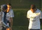 Com sete jogadores, Sampaoli faz primeiro treino como técnico da Argentina - AFA/Divulgação