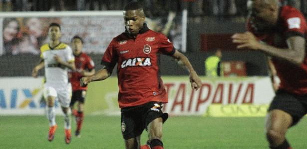 Marcinho, jogador do Inter emprestado ao Brasil de Pelotas, será aproveitado