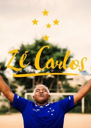 Zé Carlos, ídolo do Cruzeiro, faleceu aos 73 anos