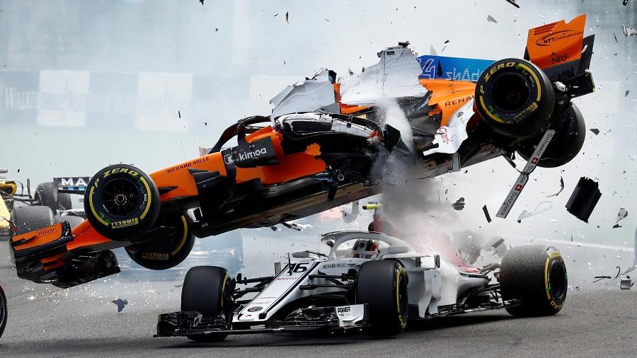 Brasileiro elogiou segurança da Fórmula 1, mas comparação com a Indy desagradou Rahal - REUTERS/Francois Lenoir