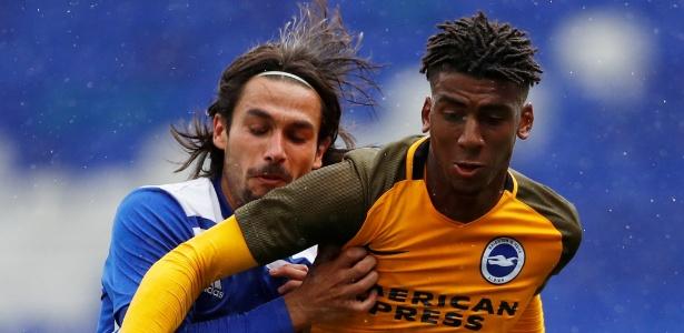 Bernardo chamou a atenção do Brighton ao se destacar pelo Red Bull Leipzig - Reuters/Andrew Boyers