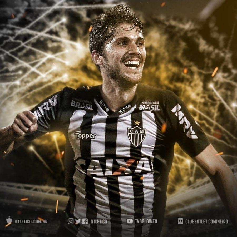 Atlético-MG anuncia contratação de Igor Rabello até dezembro de 2022 -  Esporte - BOL 164eab7a18348