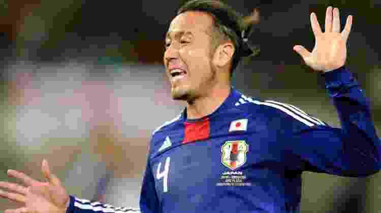 Túlio Tanaka (Japão) - Getty Images - Getty Images
