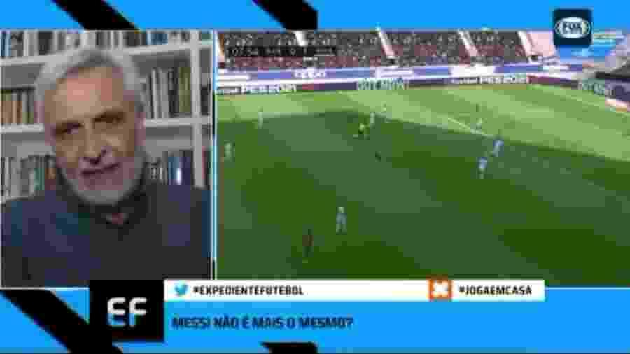 Sormani diz que Barcelona precisa de Marcos Braz, dirigente do Flamengo - Reprodução/FoxSports