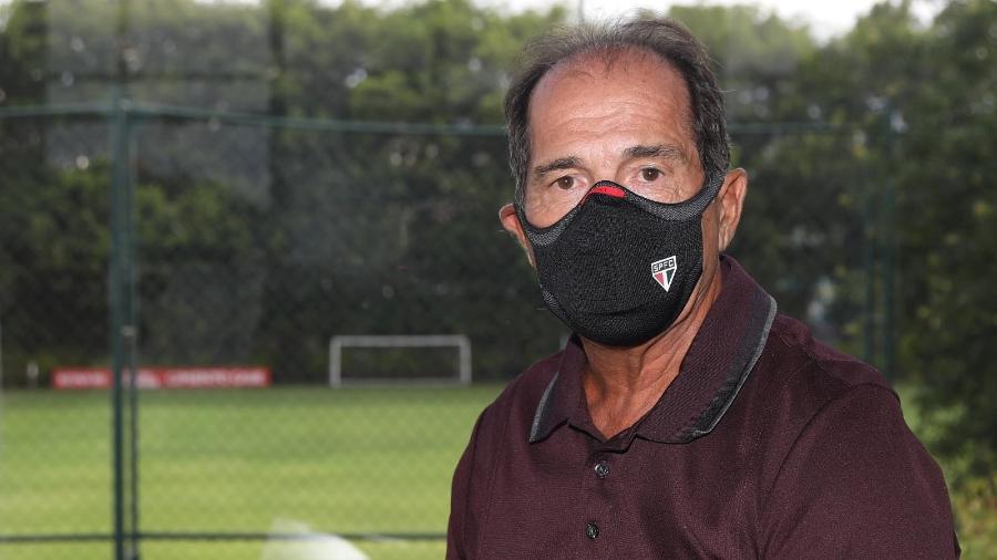 Muricy Ramalho, novo coordenador de futebol do São Paulo - Divulgação/São Paulo