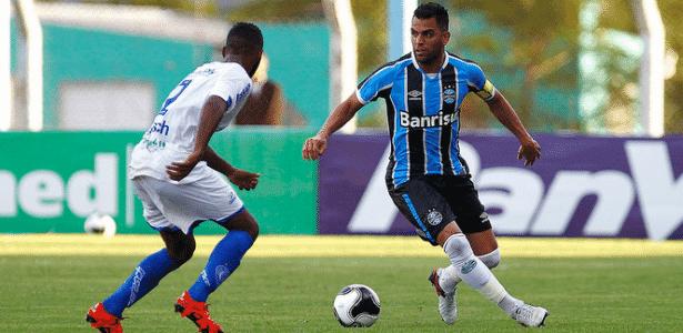 Maicon tem sido preservado para jogos mais importantes após série de lesões no setor - Lucas Uebel/Grêmio