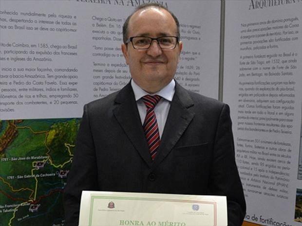 Jorge Manuel Marques Gonçalves, ex-presidente da Portuguesa