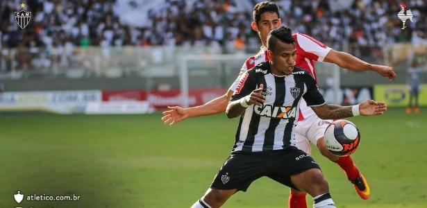 Otero foi o melhor jogador do Atlético-MG contra o Villa Nova