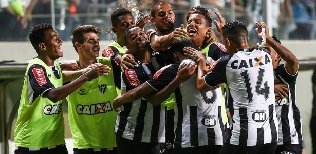 Camisa do Atlético-MG recebeu três listras adicionais apenas para o jogo com o Tupi