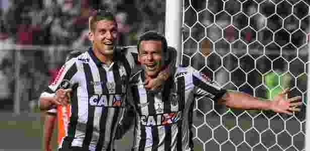 Podem jogar juntos? Entrada de Moura no último jogo melhorou o Atlético e Fred desencantou - Bruno Cantini/Atlético-MG