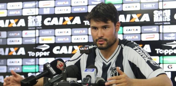 Pedro Ken foi campeão estadual pelo Ceará com menos de dois meses de clube