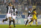 Artilheira marca, e Santos é campeão brasileiro feminino contra Corinthians