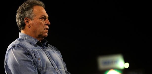 Richard é mais um reforço para o técnico Abel Braga