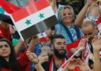 Coreia do Sul e Arábia vão para a Copa; Síria pega Austrália na repescagem (Foto: Atta Kenare/AFP)