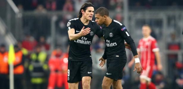 PSG foi derrotado pelo Bayern de Munique