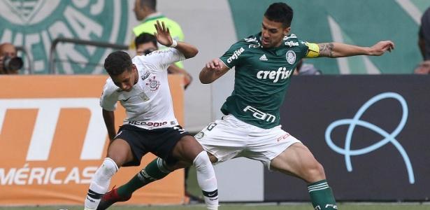 Palmeiras tem a melhor defesa do Brasileirão, mas levou 8 gols nos últimos 5 jogos