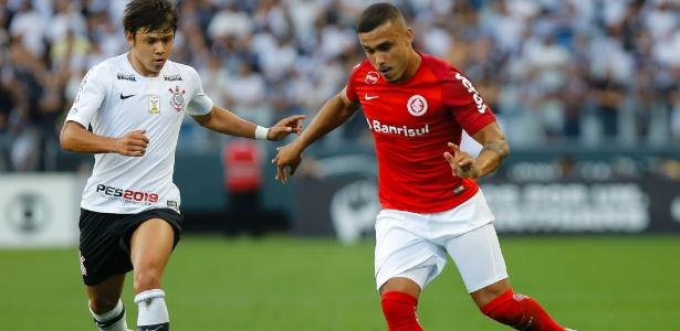William Pottker está lesionado e não encara o Botafogo na próxima rodada - Daniel Vorley/AGIF