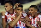 Árbitro brasileiro anula gol com VAR, e Barranquilla vai à semi da