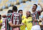 """Com """"milagre"""" de Júlio César, Flu rebaixa América e vai para Sul-Americana - Fluminense FC/Divulgação"""