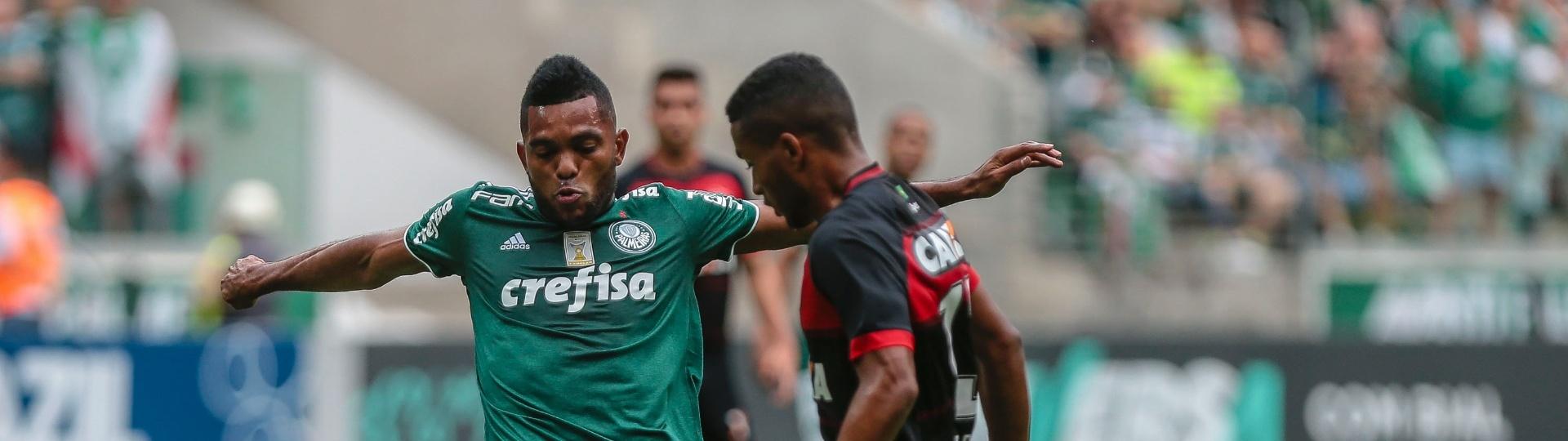 Palmeiras e Vitória se enfrentam no Allianz Parque na 38ª rodada do Campeonato Brasileiro 2018
