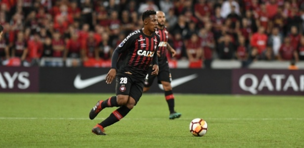 Wellington tem contrato com o Atlético até 2020 - Assessoria de Imprensa