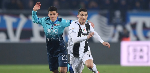 Cristiano Ronaldo foi decisivo para manter a Juventus sem derrotas na liga - REUTERS/Alberto Lingria