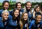 Corinthians apresenta time feminino que busca título pelo 4º ano seguido - GERO RODRIGUES/O FOTOGRÁFICO/ESTADÃO CONTEÚDO