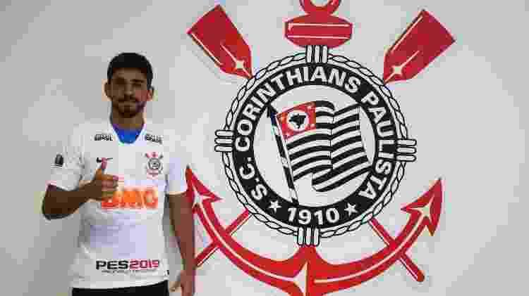 Bruno Mendez - Agência Corinthians - Agência Corinthians