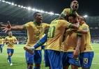 Brasil é top 3 e vale mais de 1 bilhão de euros; veja seleções mais caras - Pedro Ugarte/AFP