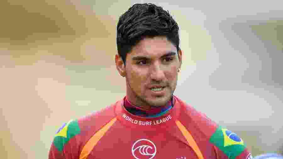 Gabriel Medina, surfista brasileiro - Morgan Hancock/Action Plus via Getty Images