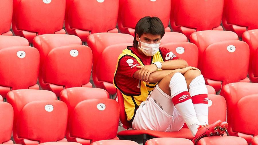 O ministro da Saúde na Espanha não acredita que será possível ter um Espanhol com torcida em setembro - Pedro Salado/Quality Sport Images/Getty Images