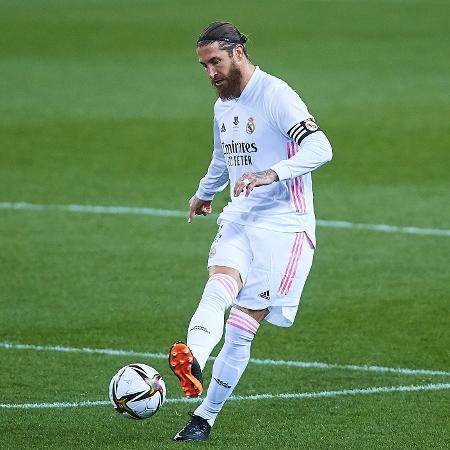 Jogador não evitou a derrota do Real Madrid para o Athletic Bilbao - Fran Santiago/Getty Images