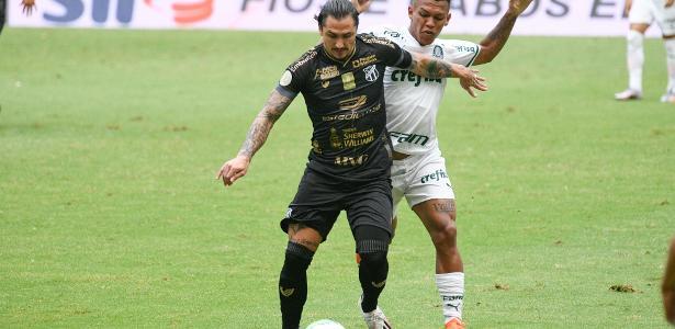 2 a 1 para o Ceará | Abel diz que Palmeiras iniciou com apenas um reserva em derrota