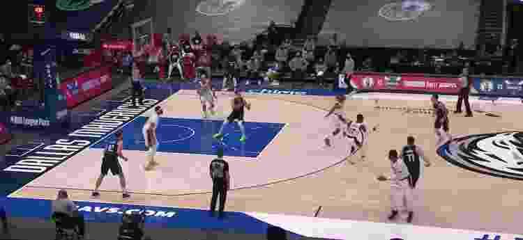 Spain PNR - Reprodução/NBA - Reprodução/NBA