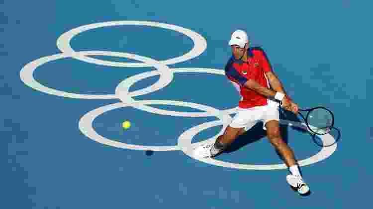 Djokovic vs Dellien - Reuters - Reuters