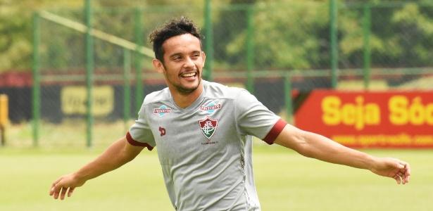 Gustavo Scarpa recebeu a camisa 10 do Flu e é o principal nome oriundo de Xerém na atualidade - MAILSON SANTANA/FLUMINENSE FC.