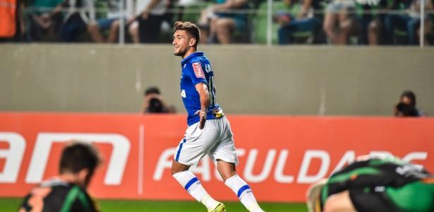 Giorgian De Arrascaeta é um dos grandes nomes do Cruzeiro na temporada