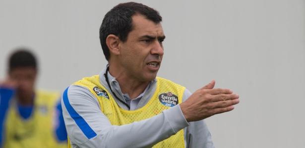 Carille faz contas para classificar o Corinthians para a Libertadores 2017